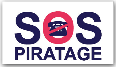 Attention: Piratage Télécom